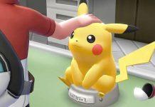 Pokemon Let's Go, Pikachu dan Eevee
