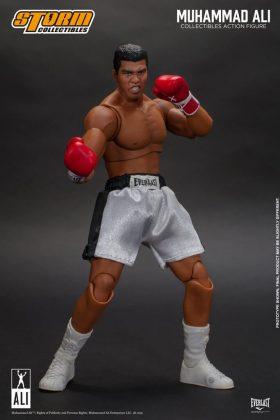 Action Figure Muhammad Ali