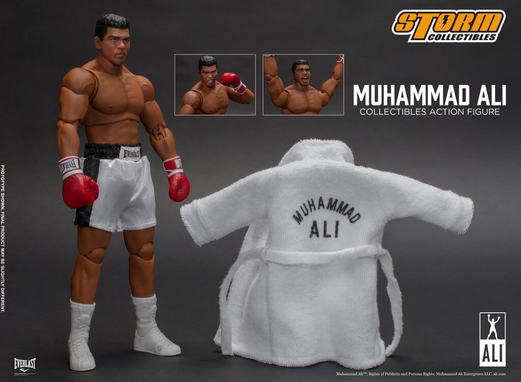 Action Figure Muhammad Ali