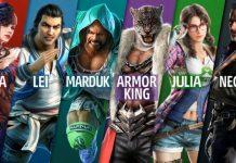Marduk, Armor King, Julia serta Negan