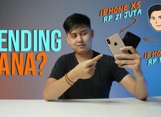 Dilema iPhone XS vs iPhone XR