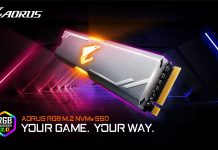 Aorus RGB SSD