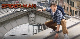 Trailer Pertama Spider-Man: Far From Home