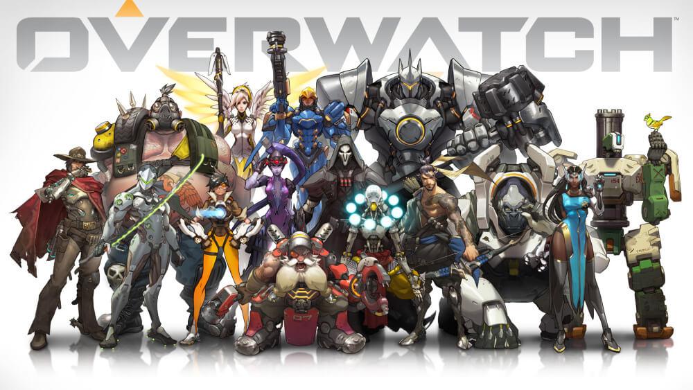 Game Overwatch Sebesar 50%