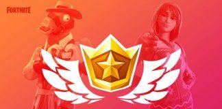 Battle Pass Fortnite Season 8