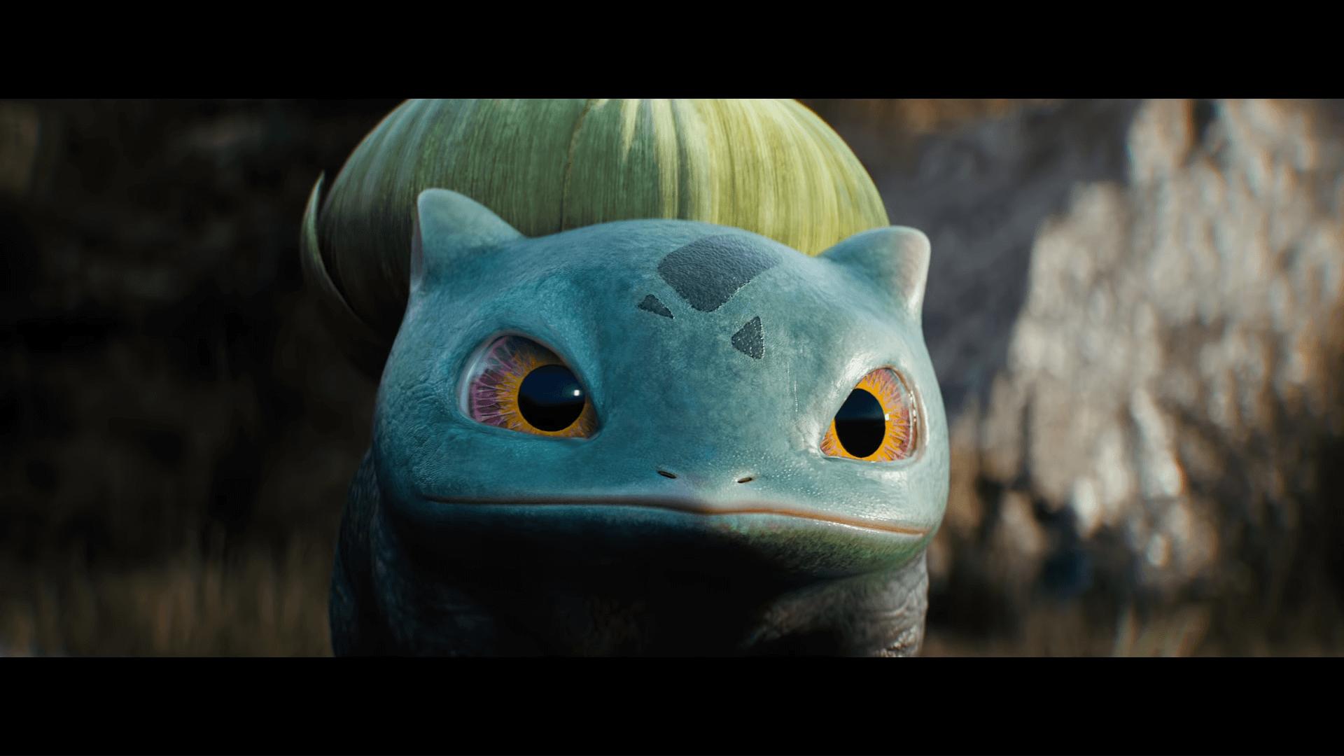 Lickitung dan Bulbasaur