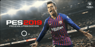 Welcome Screen Review PES 2019 Android