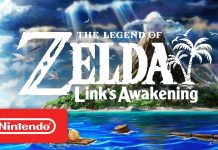 Remake The Legend of Zelda: Link's Awakening