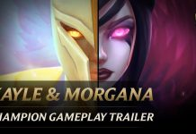 Kayle dan Morgana