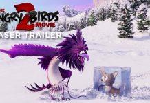 Red cs dalam teaser Angry Bird 2