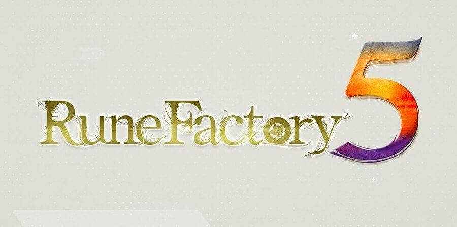 Rune Factory 5