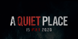 A Quiet Place 2 Title