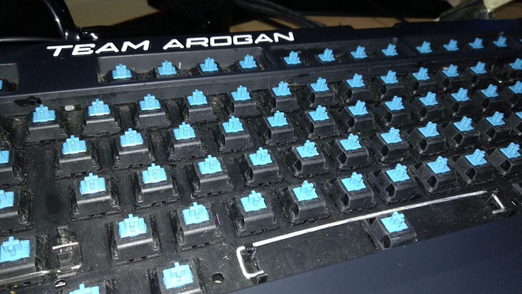 keyboard mechanical