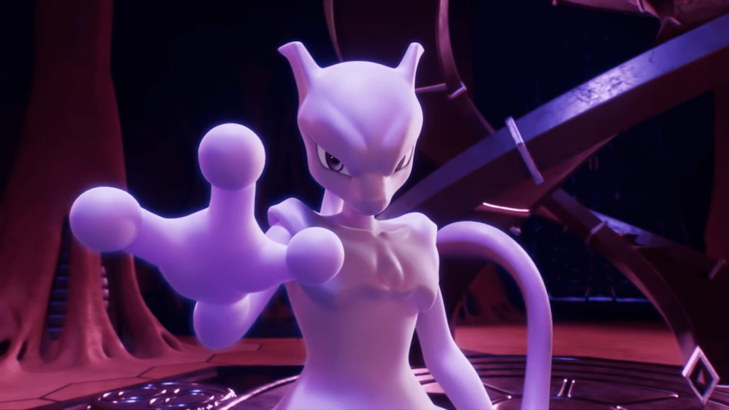 Teaser Kedua Mewtwo Movie