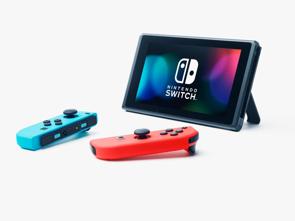 2 Varian Baru Nintendo Switch