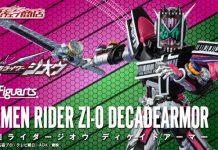 S.H.Figuarts Kamen Rider Zi-O Decade Armor
