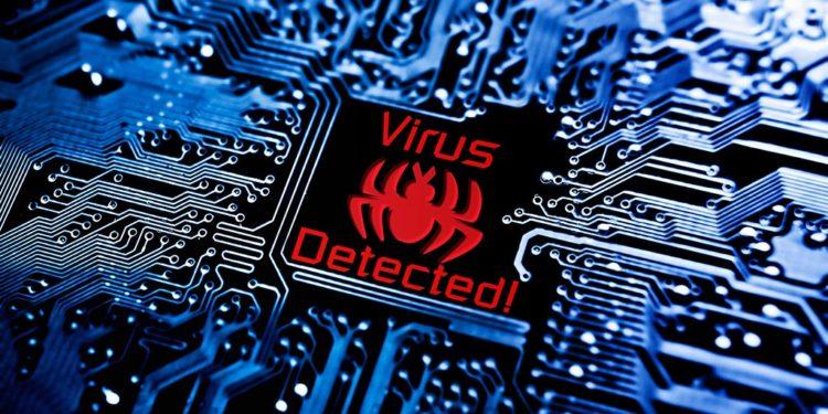 Virus Detected!!