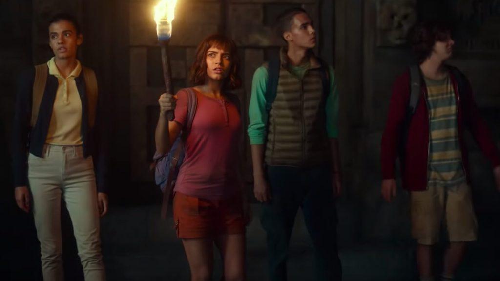 Trailer Live Action Dora