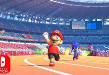 Mario & Sonic at the Tokyo 2020 Olympics