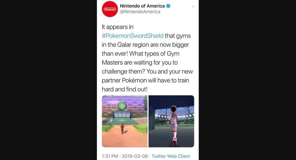 Tweet Tentang Pokemon Gen 8
