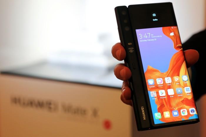 Nasib Foldable Phone
