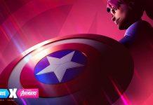 Fortnite x Avengers End Game