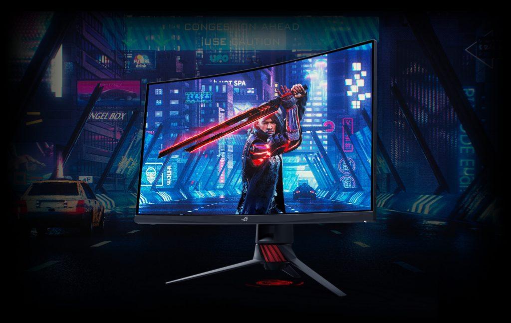 monitor baru