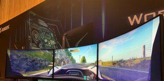 Tactical Gaming Monitor