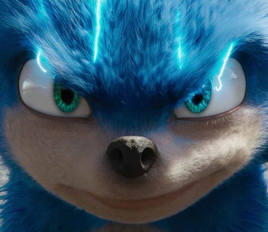 Sonic The Hedgehog Di Tunda