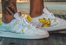 Sneakers Bertemakan Pokemon