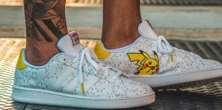 Sneakers Bertemakan Pokemon