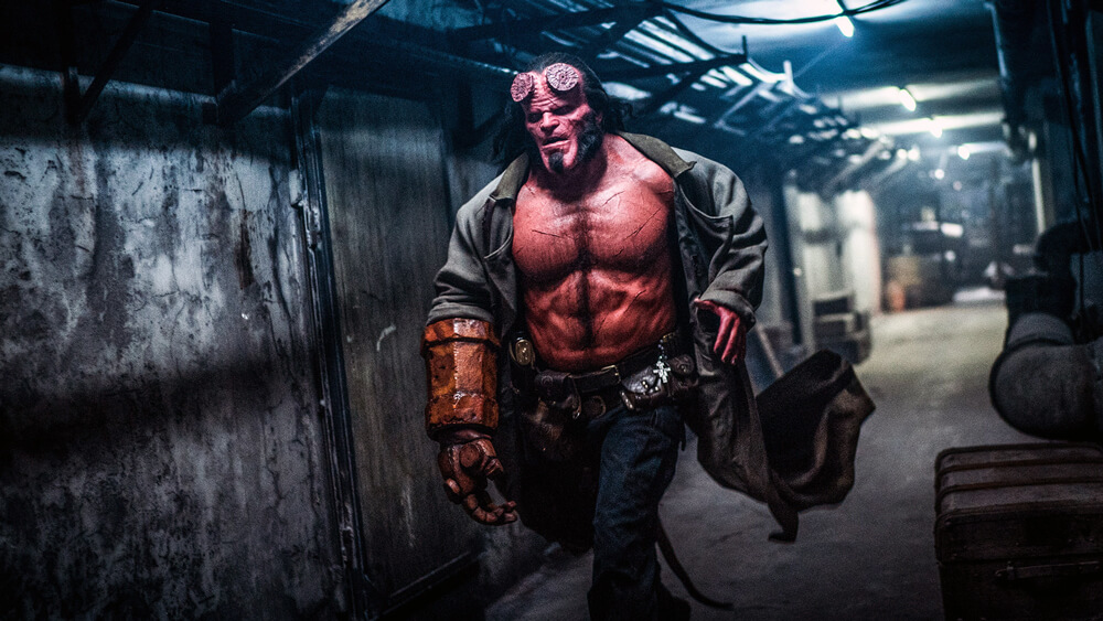Sequel Hellboy