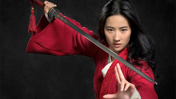 Trailer Live Action Mulan