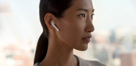 Airpods Noise Cancelling