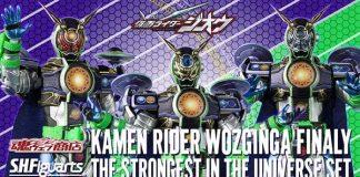 SHFiguarts Kamen Rider Woz Ginga Finaly