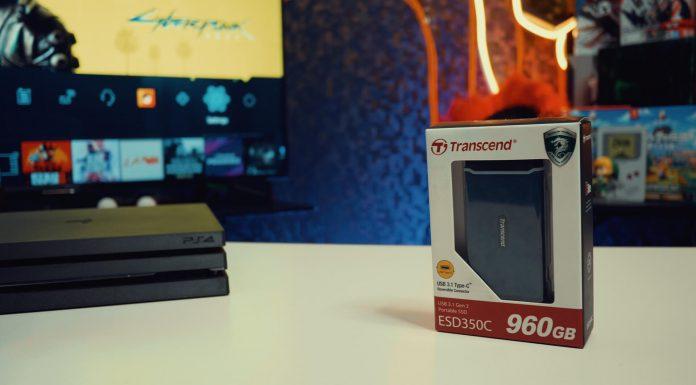 SSD External