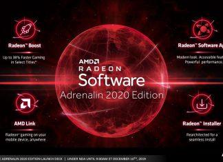 Radeon Software Adrenalin 2020