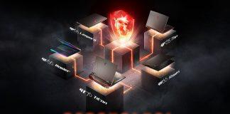 Laptop Gaming MSI Terbaru 2020