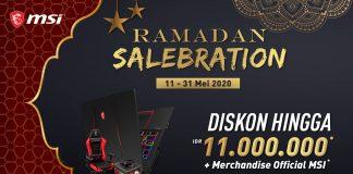 MSI RAMADAN SALEBRATION
