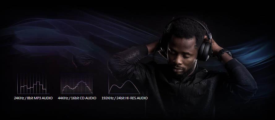 Hi- Res Audio