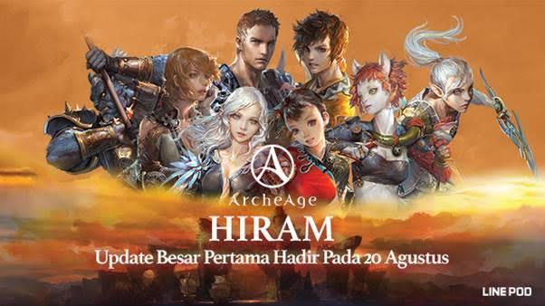 ArcheAge Big Update