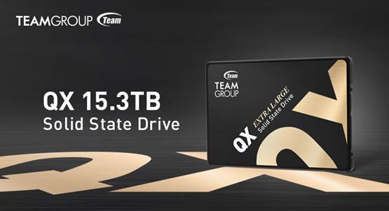 TEAMGROUP QX SSD