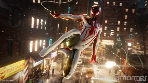 Marvels Spider-Man Miles Morales (via Gameinformer)