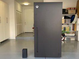 Kulkas Xbox Series X