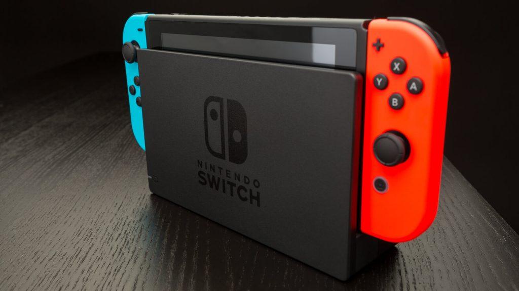penjualan nintendo switch