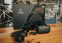 Teaser HTC Vive 2