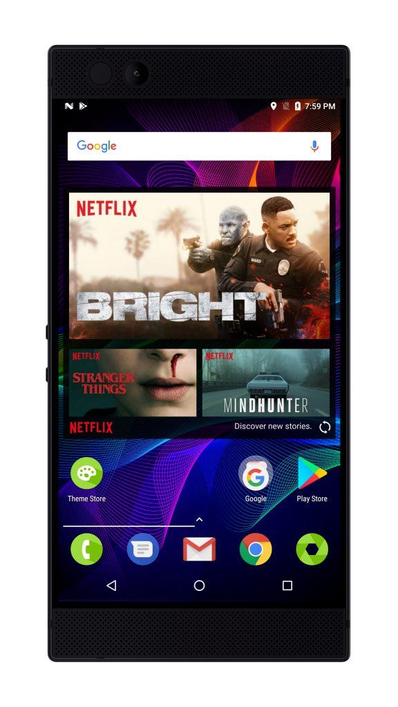 Razer Phone New Feature