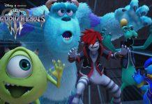trailer terbaru kingdom hearts 3