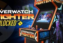 Overwatch 2D Fighting Game