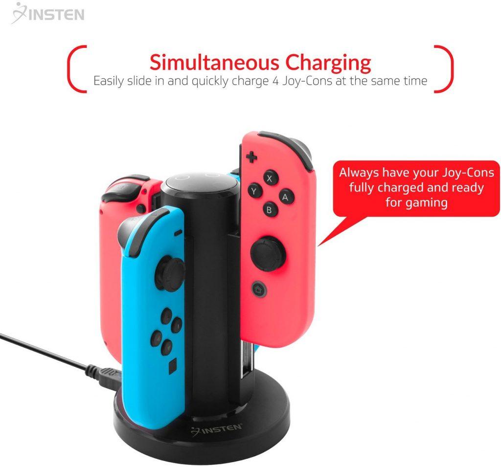 charge 4 Joy-con